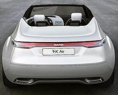 SAAB 9X Air Concept Car