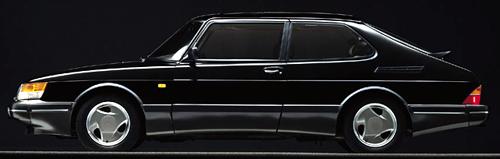 Saab 900 Turbo 3 Door