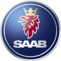 SAAB logo with Griffin