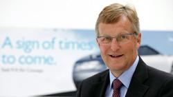 Jan-Ake Jonsson CEO of Saab