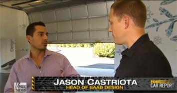 Jason Castriota, New Head of Saab Design