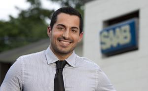 Jason Castriota, Saab Design Director