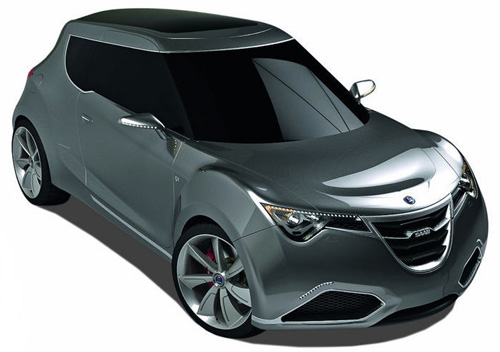Saab 9-2 (or 9-1) Concept image
