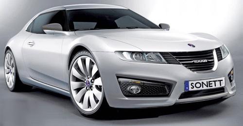 Saab Sonett Concept Image