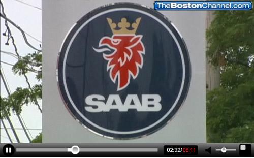 Saab on Car Talk on WCVB Channel 5 in Boston