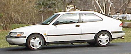 1994 Saab 900 SE Turbo