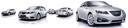 2010 Saab models