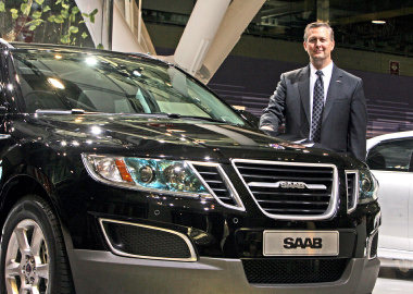 Mike Colleran, President, Saab North America
