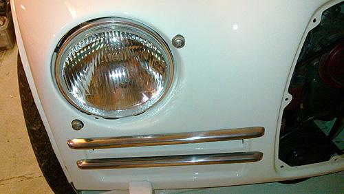 1964 Saab 96 Headlight