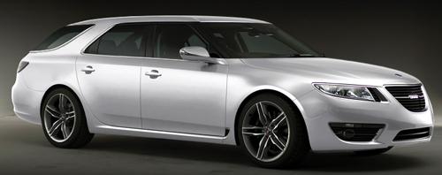 2011 Saab Wagon