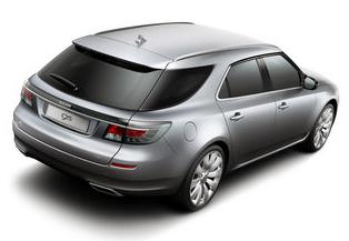 all new 2011 Saab 9-5 Sport Combi