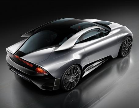 Saab Phoenix Concept rear