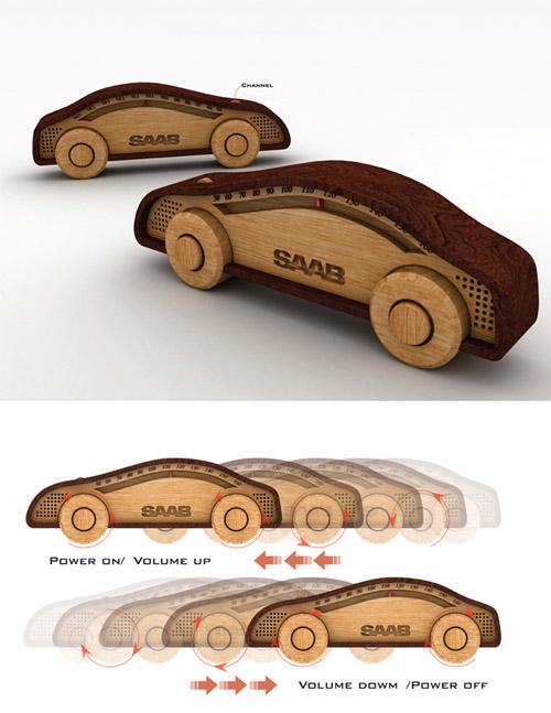 Saab Radio