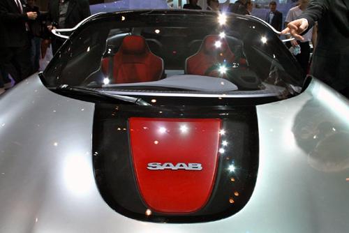 Saab PhoeniX Concept Car Hood