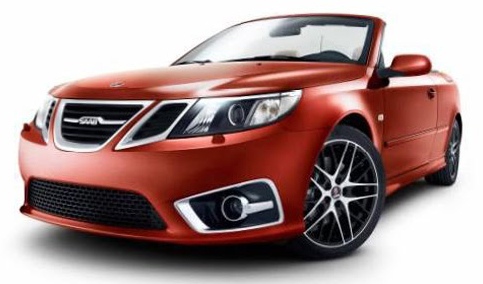 2011 Saab 9-3 Independence Edition