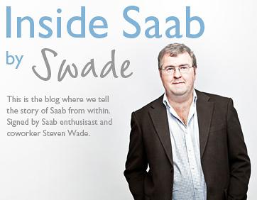 Inside Saab by Swade