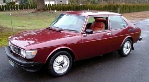 1980 Saab 99 Turbo