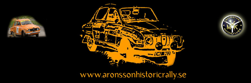 Aronsson Historic Rally