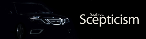 Saab vs Scepticism Blog