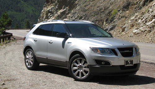 2011 Saab 9-4x from Clay M.