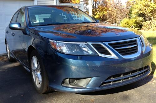 2009 Saab 9-3 X 006 800