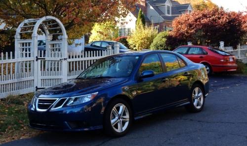 2009 Saab 9-3X comes home 800