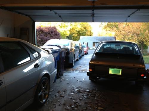 Saab party 800