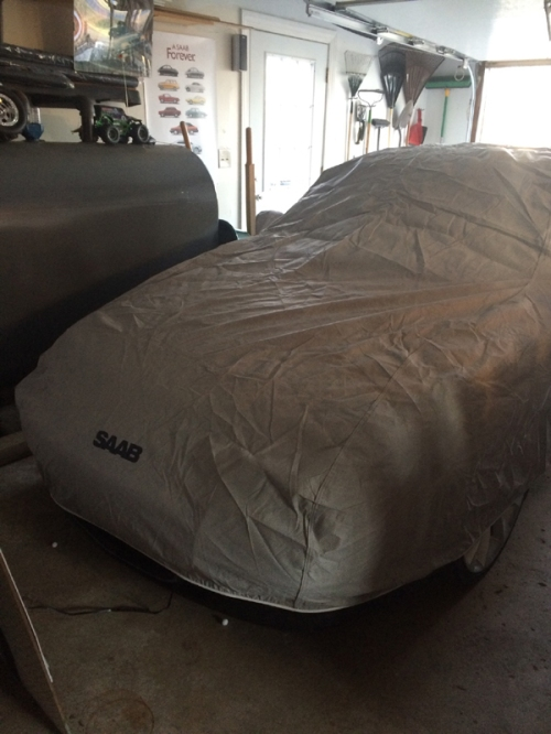 car cover smaller